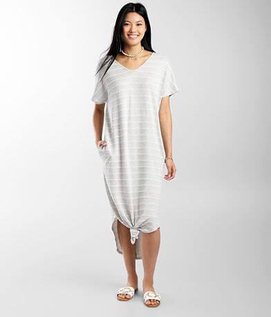 Daytrip Midi T-Shirt Dress