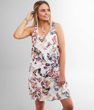 Daytrip Printed Shift Dress