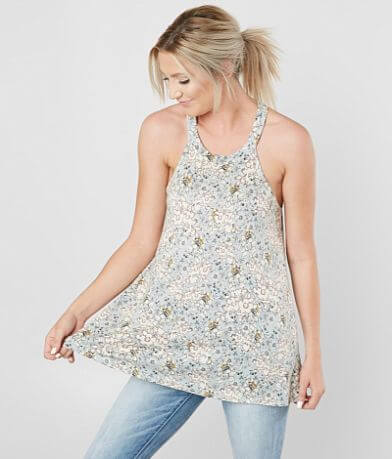 Daytrip Floral Tank Top