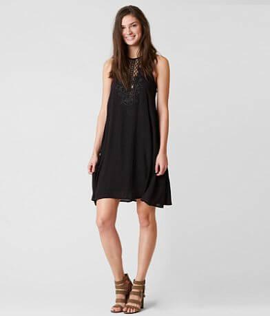 Daytrip High Neck Dress