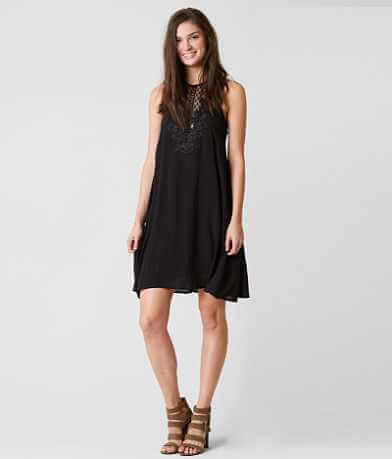 Daytrip High Neck Dress