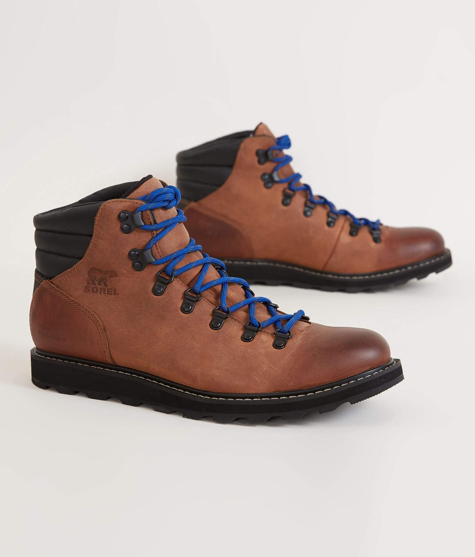 6669685e1d7 Sorel Madson™ Waterproof Leather Hiker Boot - Men's Shoes in Elk ...