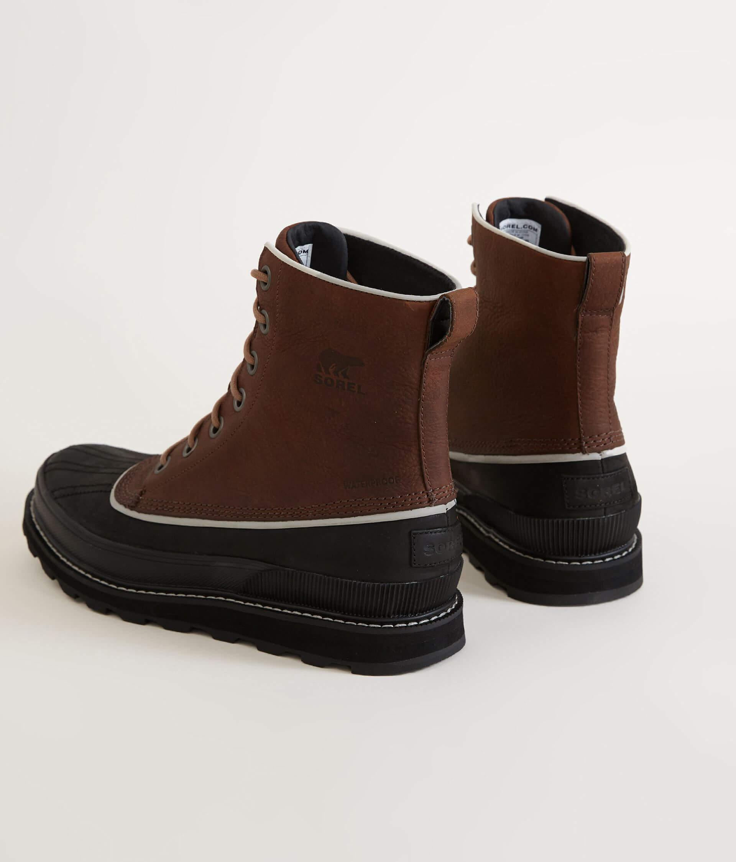 937f64120f3 Sorel Madson™ 1964 Waterproof Leather Boot - Men's Shoes in Elk ...