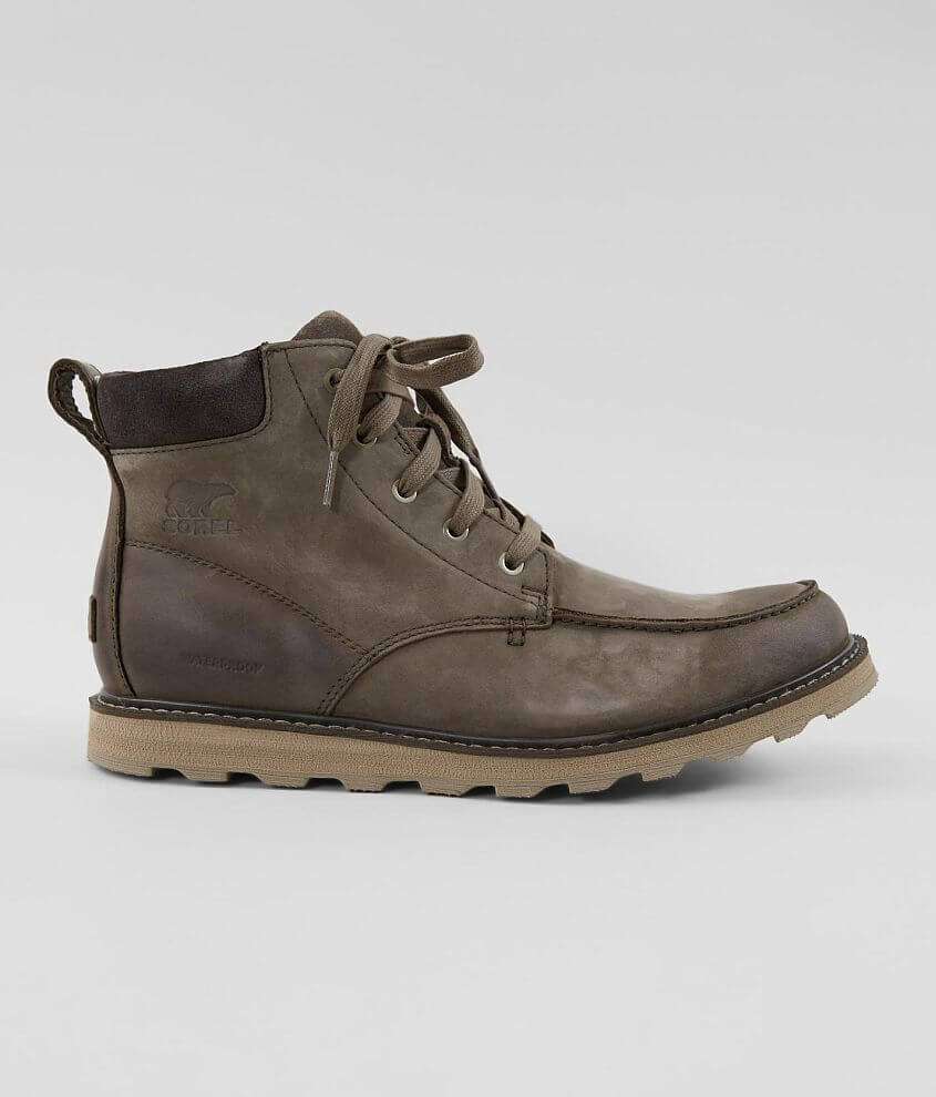 Sorel Madson™ Moc Toe Leather Boot front view