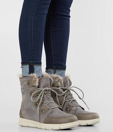 Sorel Explorer Joan™ Leather Boot