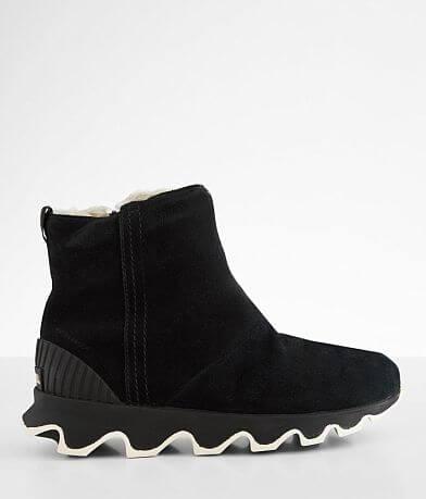 Sorel Kinetic™ Waterproof Suede Ankle Boot