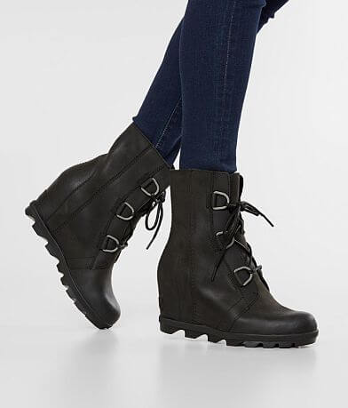 Sorel Joan Of Arctic™ Leather Wedge Boot