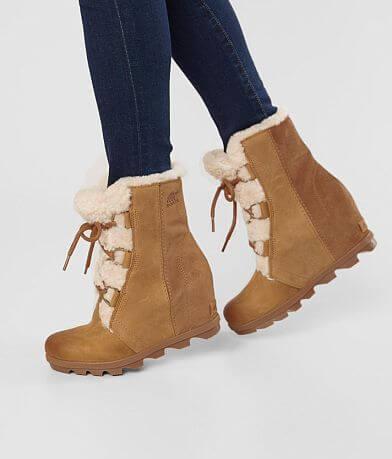 Sorel Joan Of Arctic™ Leather Wedge Boot