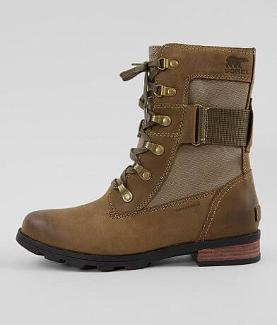 Sorel Emelie™ Leather Conquest Boot