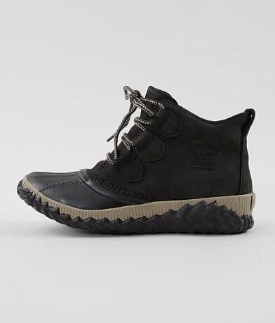 Sorel Out N About™ Leather No-Slip Boot