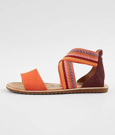e7d2f5d1971d Sorel Ella  8482  Leather Sandal
