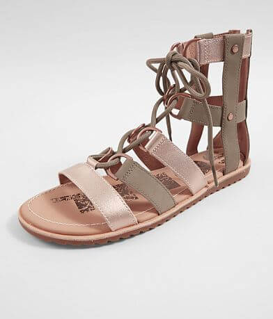 Sorel Ella™ Leather Sandal