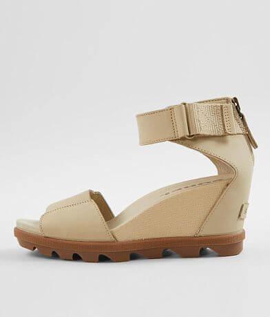 Sorel Joanie™ II Leather Wedge Sandal