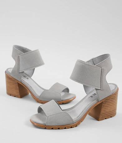 Sorel Nadia™ Leather Heeled Sandal