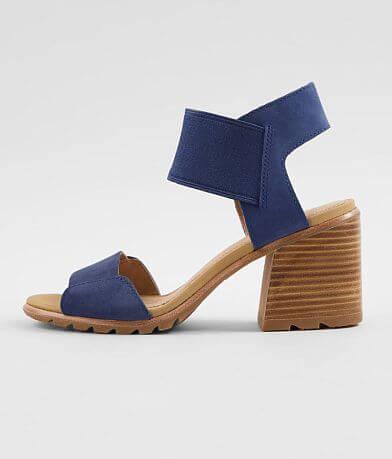 cf9b7fb4a7bc Sorel Nadia  8482  Leather Heeled Sandal