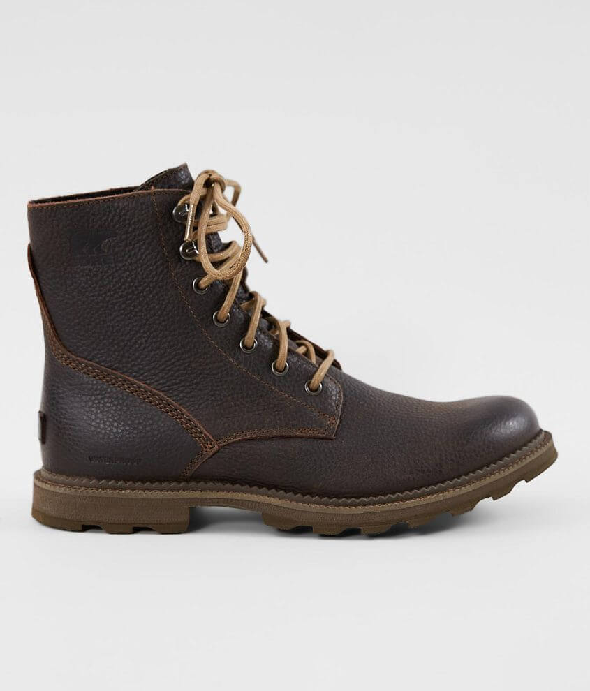 Sorel Madson™ Waterproof Leather Boot front view