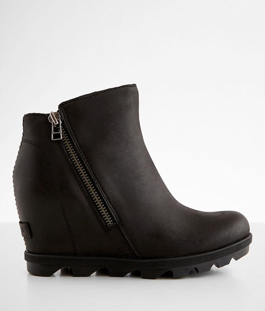 Sorel Joan Of Arctic™ Leather Ankle Boot front view