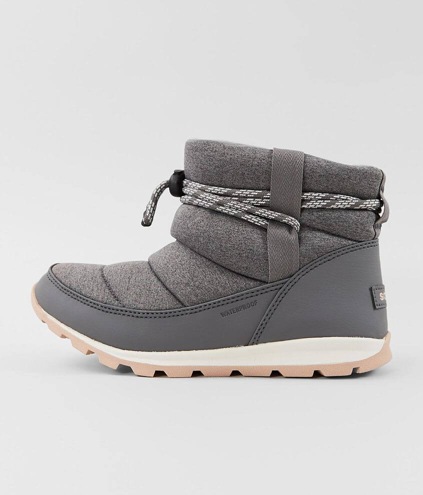 Sorel Whitney™ Short Puffer Ankle Boot front view