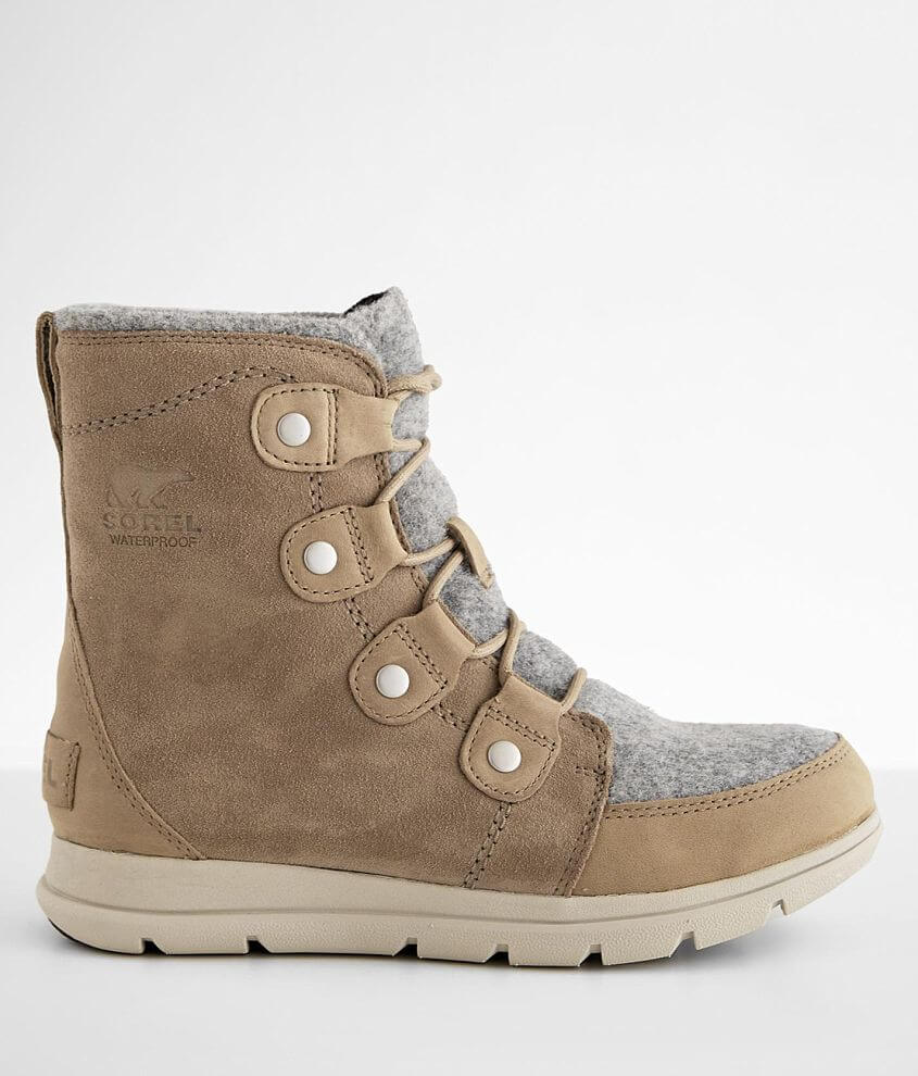 Sorel Explorer™ Joan Leather Boot front view