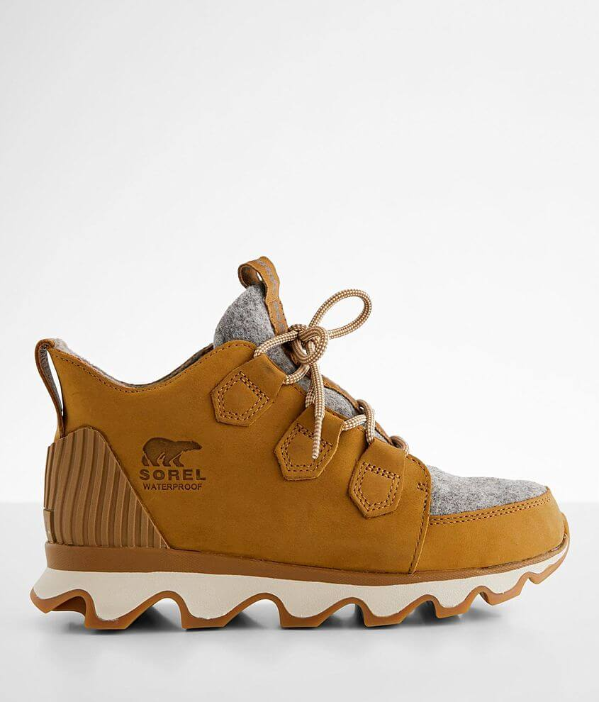 Sorel Kinetic™ Caribou Leather Boot front view
