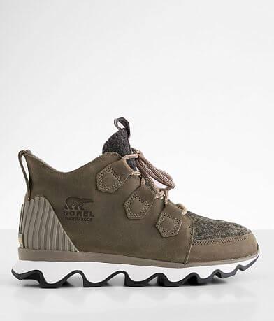 Sorel Kinetic™ Caribou Leather Boot