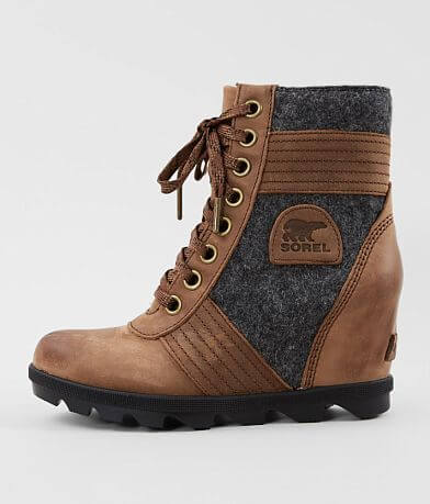 Sorel Lexie™ Wedge Pieced Boot