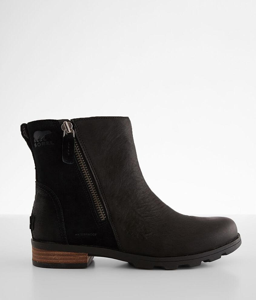 Sorel Emelie™ Leather Boot front view