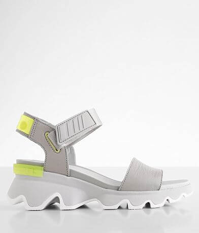 Sorel Kinetic™ Leather Sandal