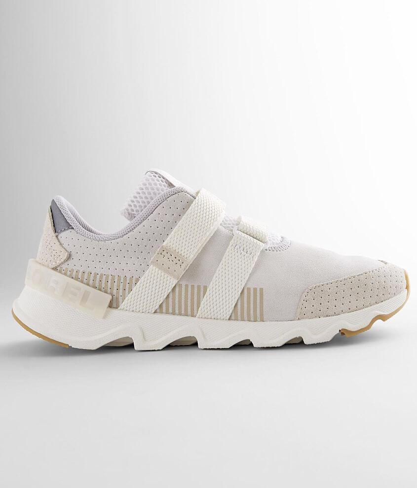 Sorel Kinetic™ Lite Strap Suede Sneaker front view