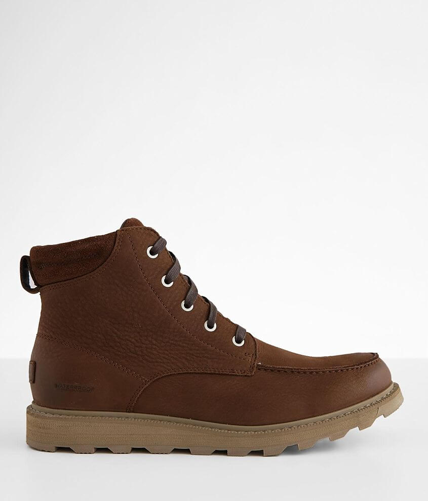 Sorel Madson™ II Waterproof Leather Boot front view