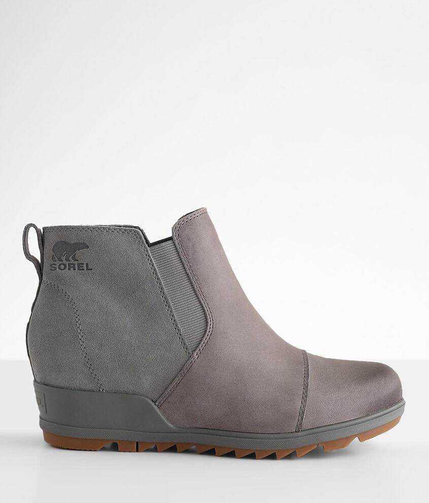 Sorel Evie™ Leather Chelsea Ankle Boot front view