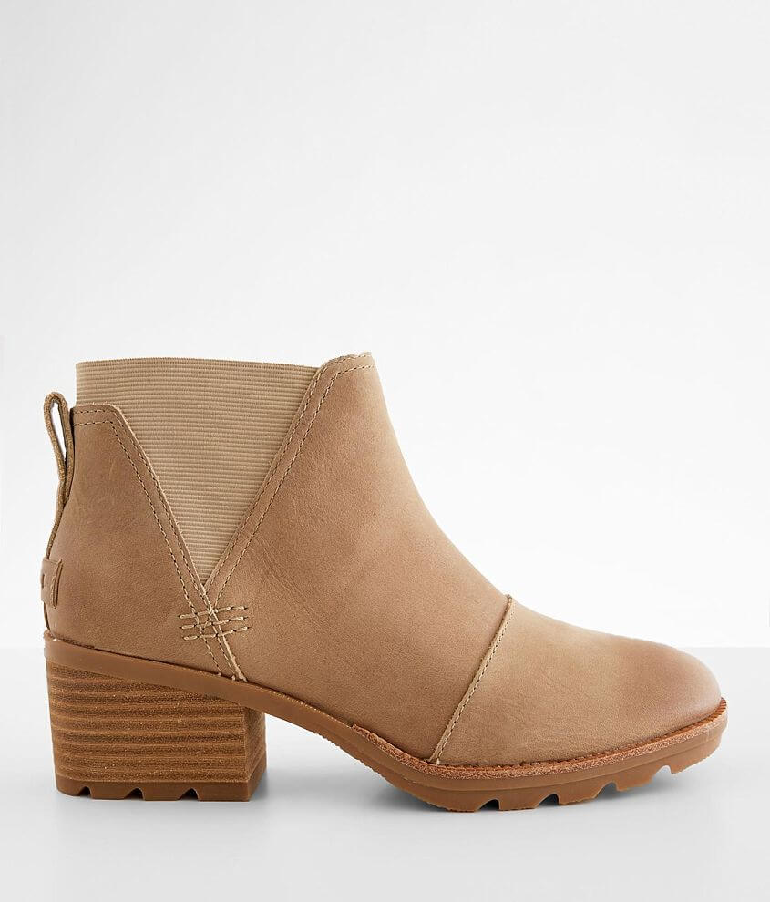 Sorel Cate™ Chelsea Leather Ankle Boot front view