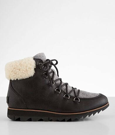 Sorel Harlow™ Waterproof Leather Ankle Boot