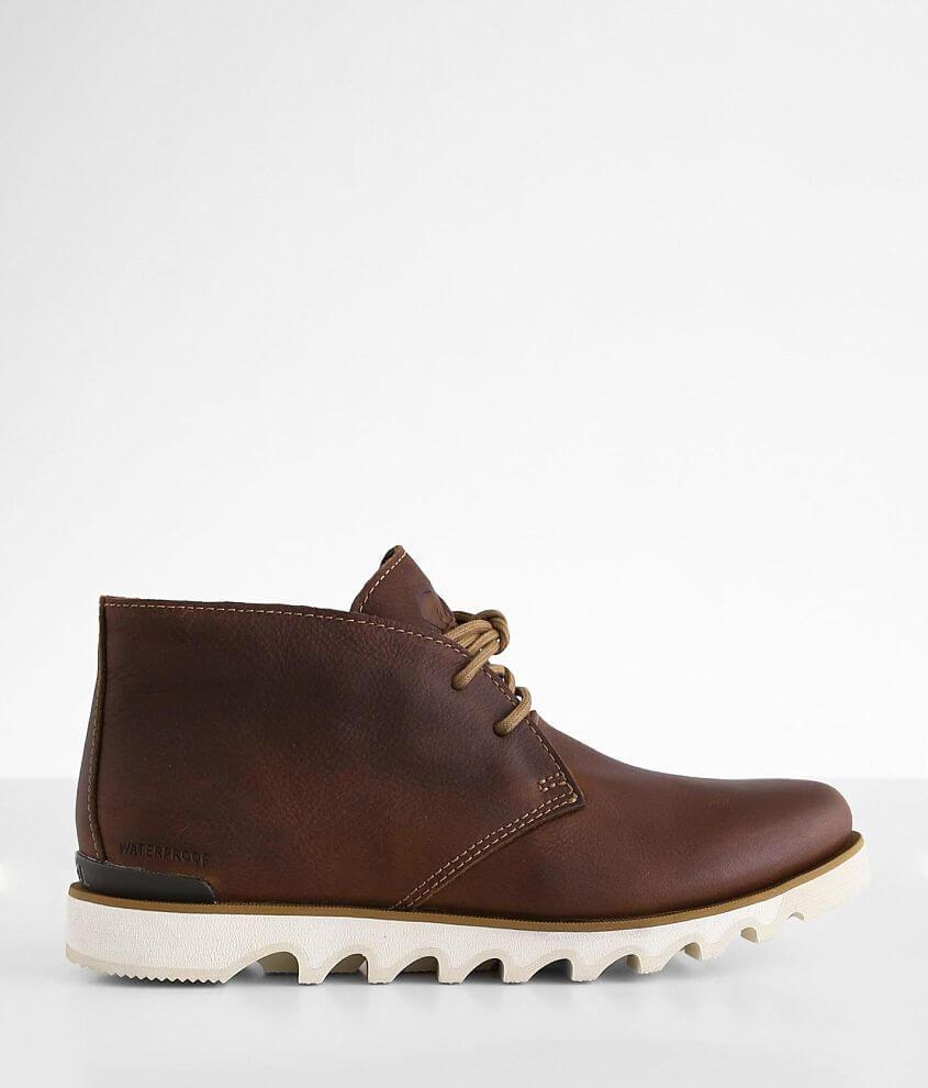 Sorel Kezar™ Chukka Leather Boot front view