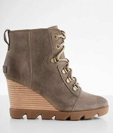 Sorel Joan Uptown™ Leather Wedge Boot