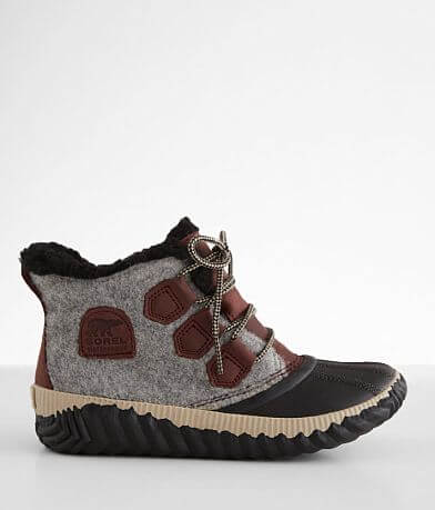 Sorel Out 'N About™ Leather Boot