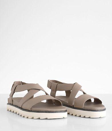 Sorel Roaming™ Leather Sandal