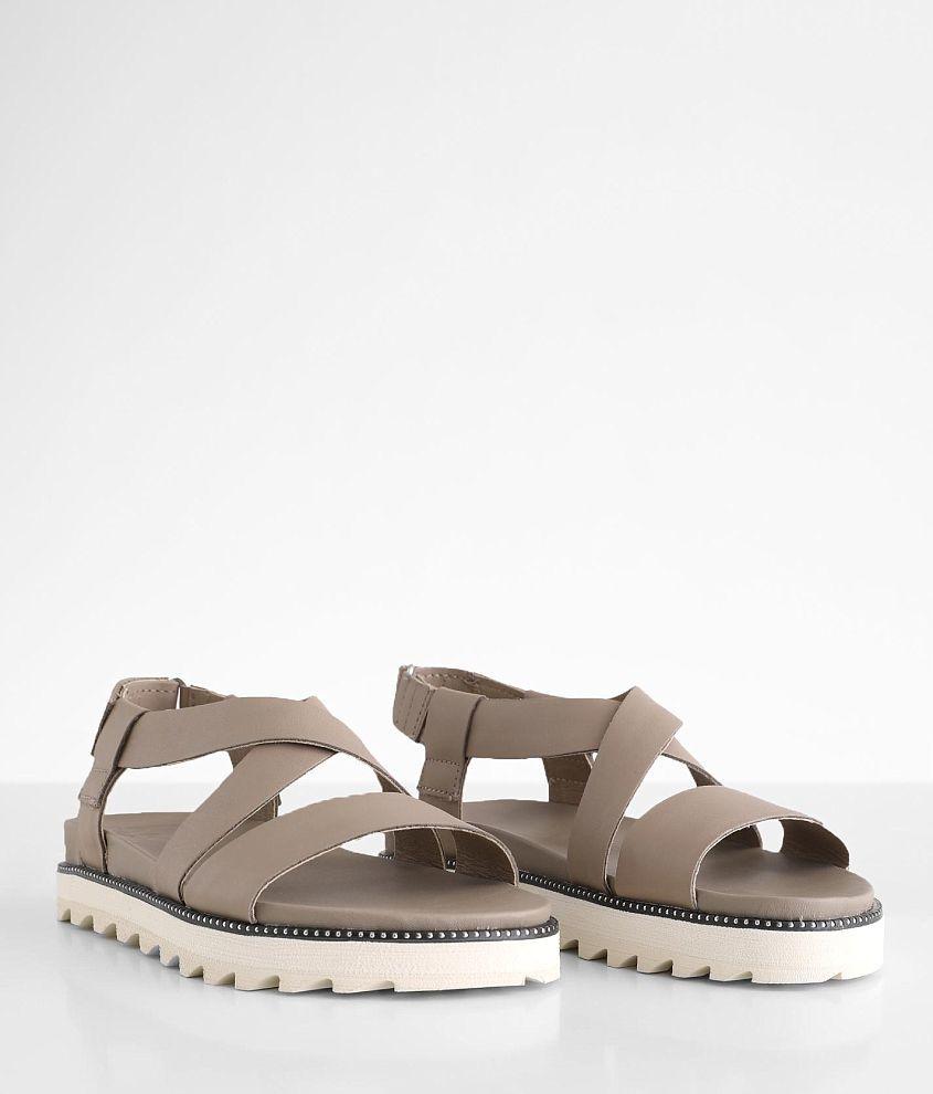Sorel Roaming™ Leather Sandal front view