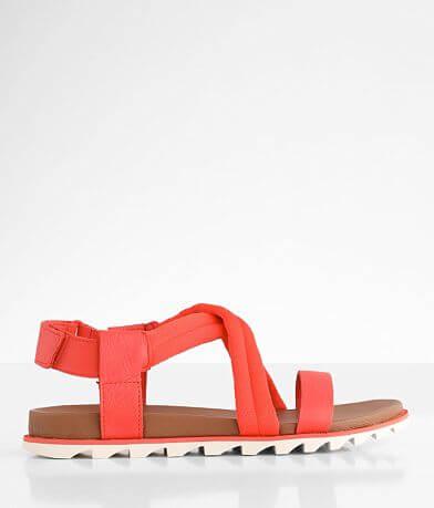 Sorel Roaming™ Decon Leather Sandal