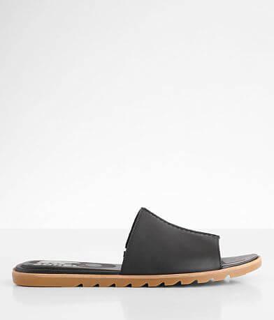 Sorel Ella™ II Leather Block Slide