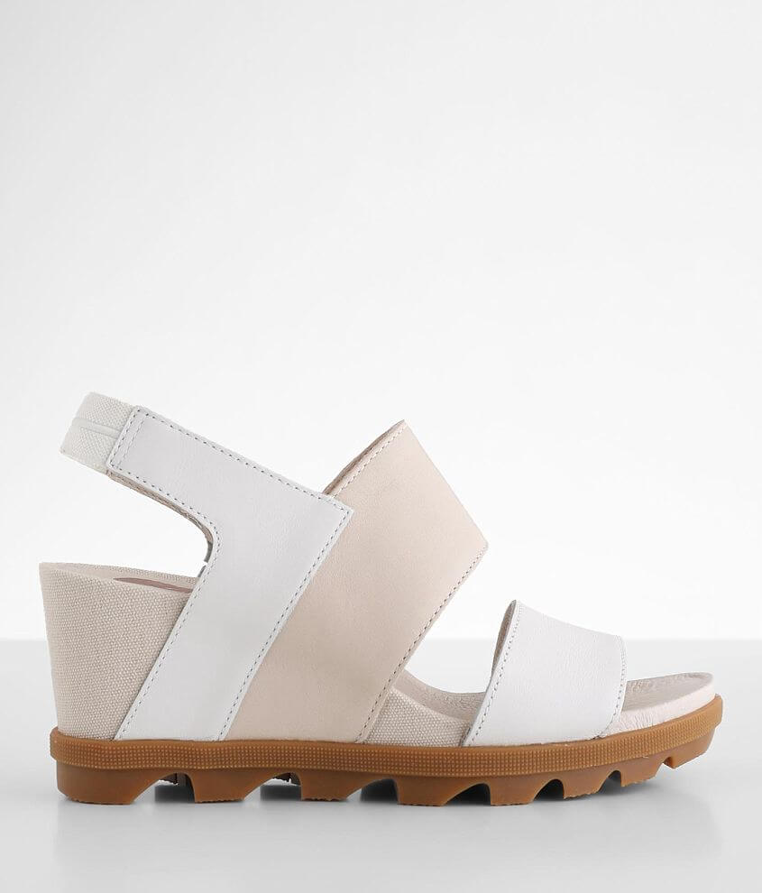 Sorel Joanie™ II Slingback Leather Sandal front view