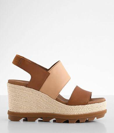 Sorel Joanie ™ II Slingback Leather Sandal