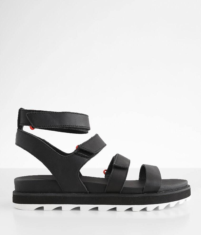 Sorel Roaming™ Multi Strap Leather Sandal front view