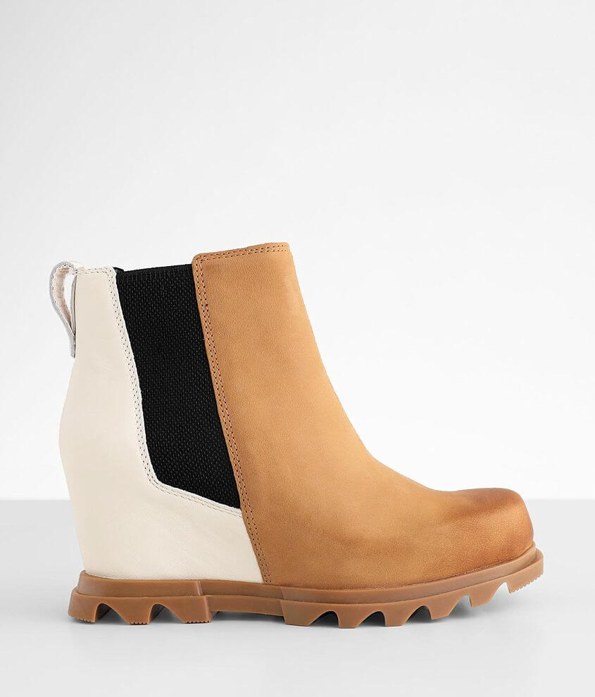 Sorel Joan Of Arctic™ Leather Wedge Boot front view