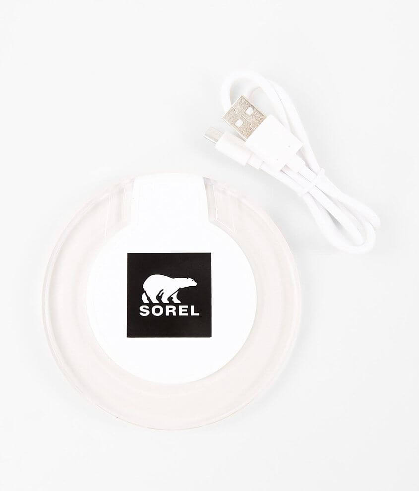 Sorel Wireless Charging Pad front view
