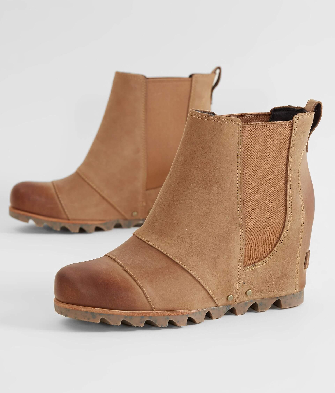 fff8c99e012 Sorel Lea™ Ankle Boot - Women s Shoes in Elk Curry