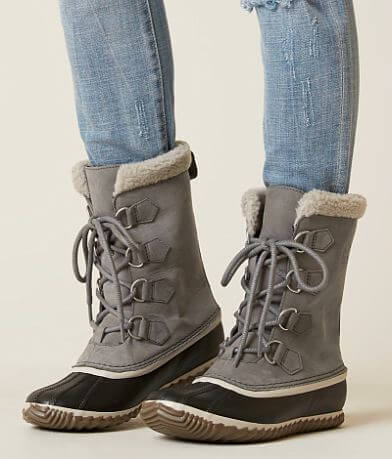Sorel Caribou™ Waterproof Leather Boot