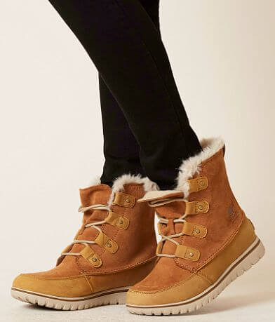 Sorel Cozy™ Joan Waterproof Leather Boot