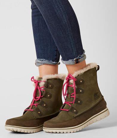 Sorel Cozy™ Joan Waterproof Leather Boot