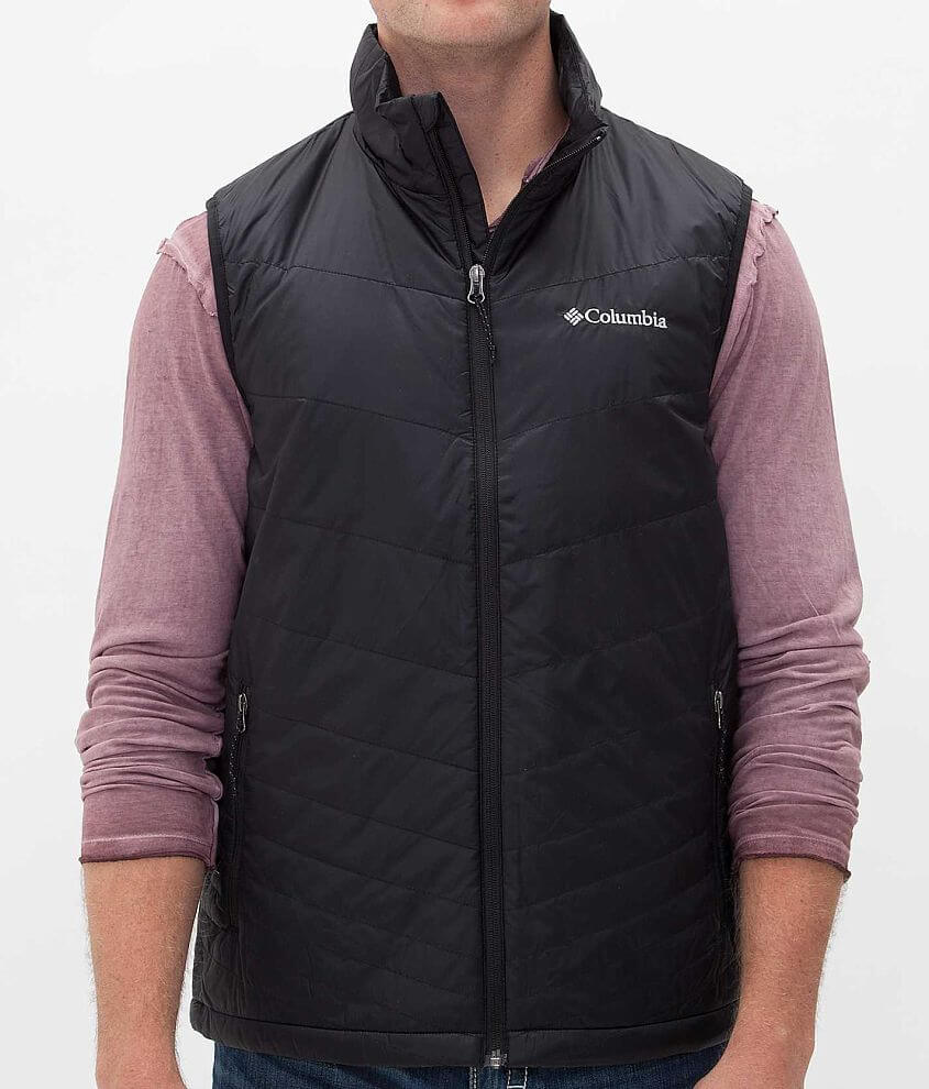 Columbia Mighty Puffer Vest front view